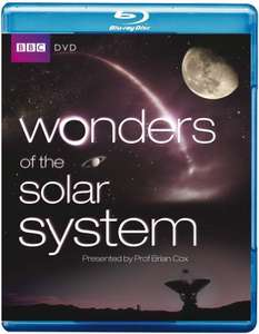 Wonders Of The Solar System (2 Disc Blu Ray) £4.24 Delivered @ LinkEnt Via Play.com