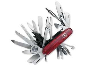 Victorinox SwissChamp Swiss Army Pocket Tool XLT £43 @ Amazon