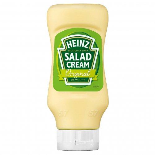 Heinz Original Salad Cream 295g for 20p @ Sainsbury's Local