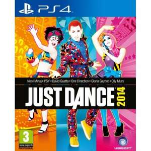 Just Dance 2014 on PS4 for £19.40 delivered @ Tesco Direct