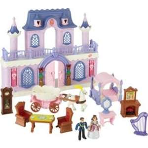 Chad Valley Plastic Fantasy Castle now £7.99 @ Argos