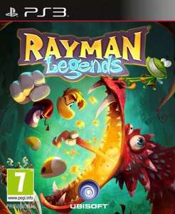 PS3 - Rayman Legends £10 delivered - from findprice @ amazon.co.uk (£7.97 +£2.03 P+P) & from Amazon (£10 delivered) 1-3 weeks wait.