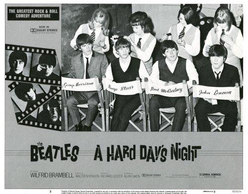 """A Hard Day's Night"" Soundtrack - £2.99 on Google Play"
