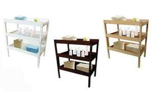 4Baby Wessex 3 Tier Changer £49.95 /w code Free Uk Delivery @ Online4Baby