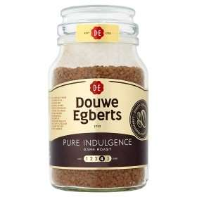 Douwe Egberts Pure Indulgence Dark Roast / Pure Gold Medium Roast 190g £3.29 @ ASDA but 20% cashback via mySupermarket.co.uk brings the net price down to just £2.63!
