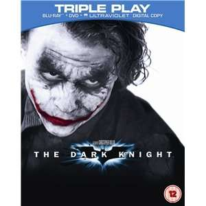 The Dark Knight (Triple Play) £3.99 Delivered @ TheEntertainmentStore Via Play.com