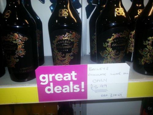 baileys chocolat luxe £5.99 @ Premier Stores