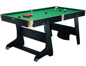 ZSPORT BCE 6ft Folding Snooker Table £79.99 Delivered @ Decathlon