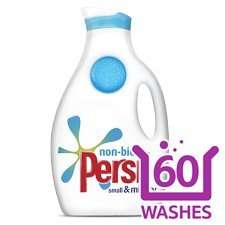 Persil Small And Mighty 60 Wash (2.1L) £7 @ Tesco