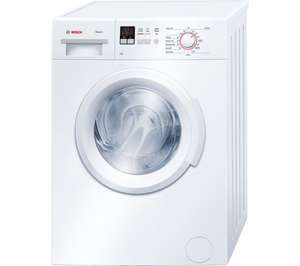 Bosch Washing Machine £249 A+++ RATING, £249 plus £30 cash back if another Bosch item is bought @ Currys