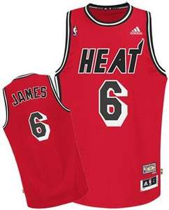 Adidas Miami Heat basketball jersey. Was £64.99, NOW £19.99 @ Foot Locker (£4.99 postage - [Free on orders over £60])