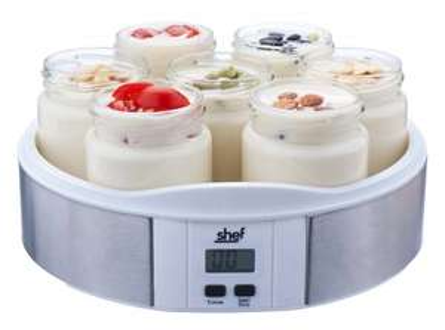 VonShef Digital Yoghurt Maker £13.99 Delivered @ Domu