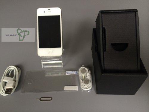 apple iphone 4s 16 gb Ebay , Grade A phone (refurb) - seller 100% feedback £167.50 @  The_iOutlet