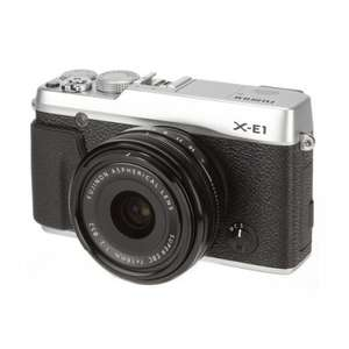 Fuji X-E1 with 18mm f2 lens £365 refurbished (using PAYPAL12 code) @ Fujifilm