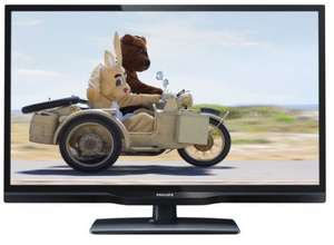 "20"" Philips HD LED TV with Freeview - SAVE £30 @ Tesco - £109.99"