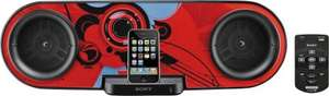 Sony RDH-SK8iP Ipod/iphone Speaker Dock With Changeable Cover. Argos ebay outlet £29.99 delivered. New Item