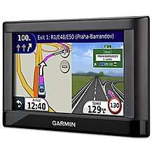 "Ex-Display Garmin Nuvi 52 LM UK & ROI 5"" Sat Nav £50 @ Halfords"
