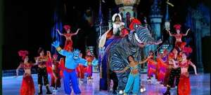 October Half Term: Disney on Ice with Hotel & Breakfast £28 each @ Holiday Pirates Total Price for Family of Four £112 including Disney Tickets Hotel & Breakfast)