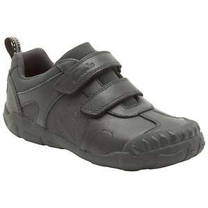 Clarks Stompo Day Shoes, Black - £17 @ John Lewis