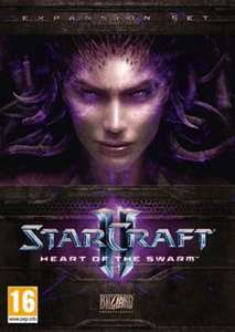 Starcraft 2 - Heart of the Swarm £14 @ Tesco Direct (Free P&P)
