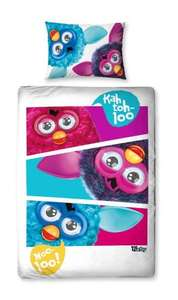 Furby single duvet cover £4.75 Delivered @ Amazon sold by Kids Shopping