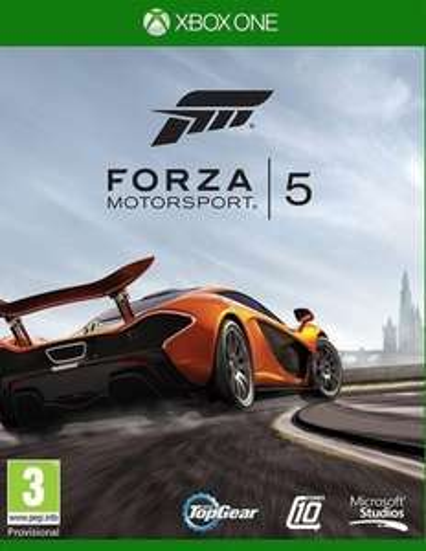Forza 5 Xbox One Brand New £30 Delivered @ Amazon