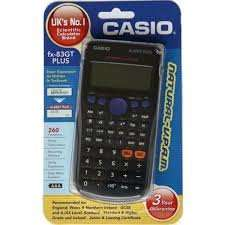 CASIO FX-83GT Plus Scientific Calculator Now £6 @ Morrisons