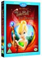 Tinker Bell And The Lost Treasure (Blu-ray & DVD) @ Hive - £3.99