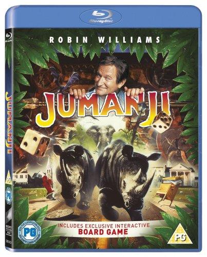 Jumanji (Blu-ray) @ Amazon / Tesco - £5