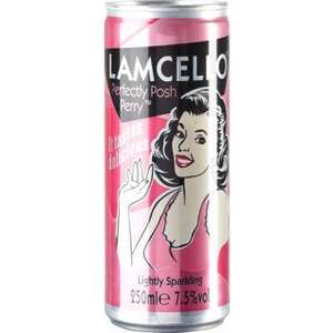 Lamcello Perfectly Posh Perry 250 ml can only 50P instore morrisons