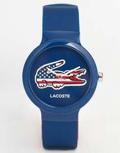 Lacoste funky watch £23 reduced from £50 @ Asos