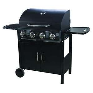 4 burner gas barbecue £95.99 @ makro