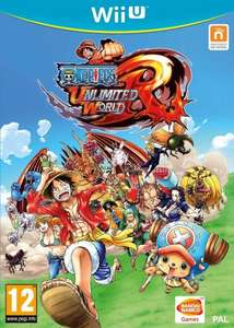 One Piece Unlimited World Red: Straw Hat Edition (Wii U) - PREOWNED; £26.94 @ Amazon Warehouse Deals