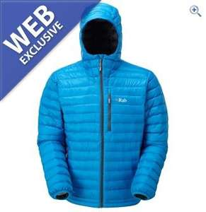 Rab Alpine Microlight Jacket £85 delivered - Gooutdoors Web Exclusive