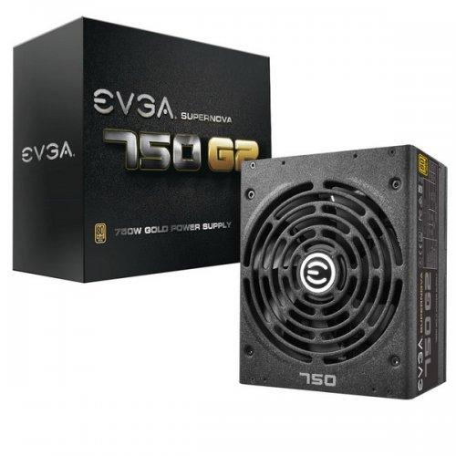 EVGA Supernova G2 750W PSU, 80PLUS gold  £80.90 @ Amazon