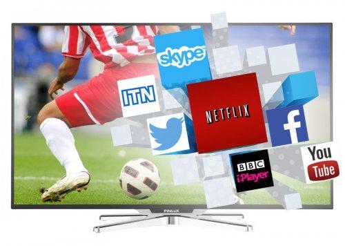 Finlux 32 Inch Smart LED Super Slim TV (32H8075-T) - £199.99 @ Finlux Direct
