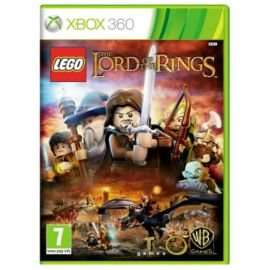 LEGO Lord of the Rings Xbox 360 - £10.70 @ Tesco Direct & Amazon