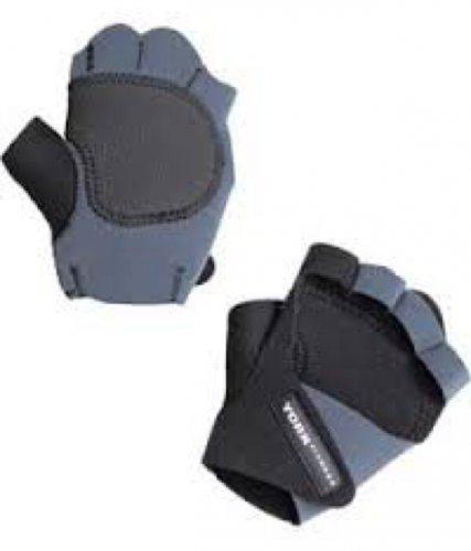York Aspire Neoprene Weight Lifting Gloves - Large £3.99 @ Argos