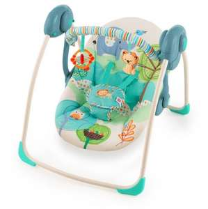 Bright Starts Playful Pals Portable Swing Amazon £39.99 & FREE Delivery