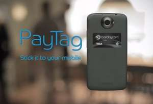Free Barclaycard PayTag for mobile phones @ Barclaycard