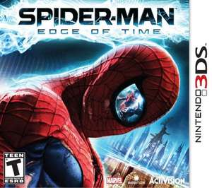 Spider-Man: Edge of Time (3DS) Like New Delivered £7.95 @ TheGameCollection