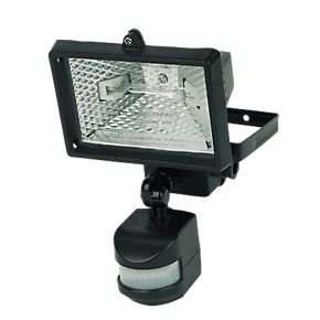 Outdoor Security floodlight 120W with PIR £6.39 @ Screwfix