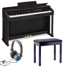 Casio AP-450 adjustable duet bench, and headpones £724.99 @ Normans