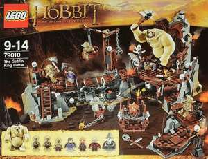 Lego Goblin King Battle Reduced £59.99 @ Boots