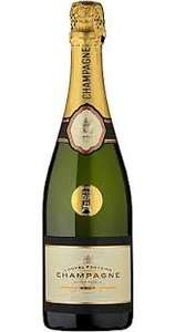 Louvel Fontaine Brut NV Champagne £10 at asda usually 24.50 @ Asda Direct