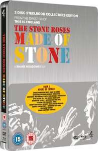 Stone Roses - Made Of Stone Steelbook (Blu-ray + DVD) @ Amazon £12