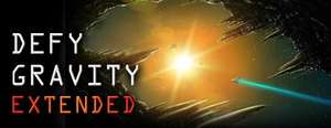 Defy Gravity Extended 18p @ Steam with Trading Cards