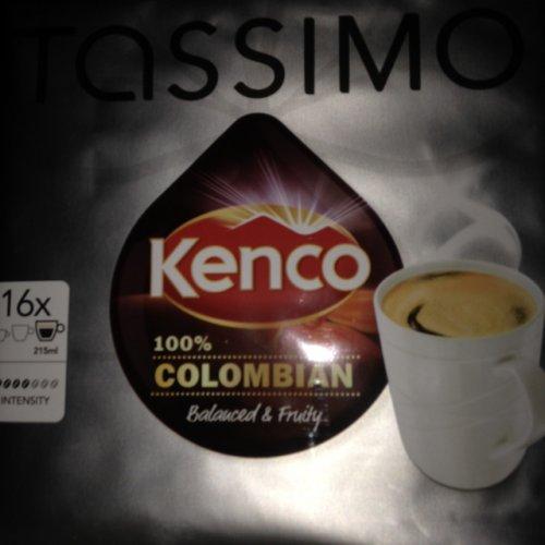 Tassimo kenco Colombian £1.95 @ Asda