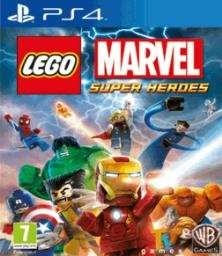 Lego Marvel Super Heroes (PS4 Pre Owned) £14.99 Delivered @ Grainger Games (£15 Instore)