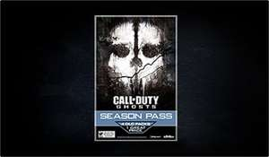 Call of Duty: Ghosts - Season Pass Xbox One £20.79 @ xbox.com